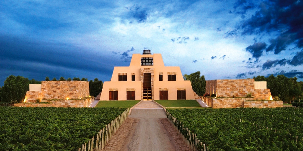 DINE Wines of Argentina Dinner with 'Bodega Catena Zapata'