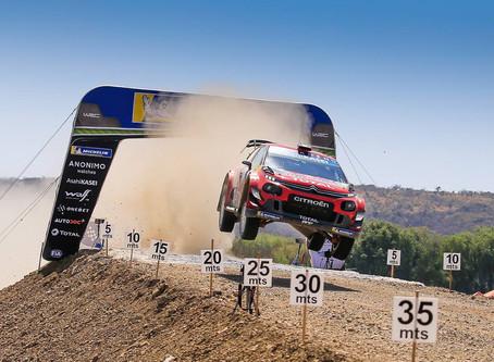 S. Ogier win Mexico WRC