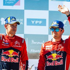 Rally Argentina : Sébastien Ogier 3rd