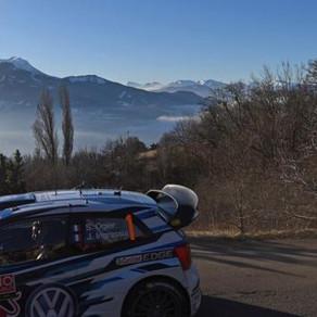 Nouvelle victoire de notre pilote Sébastien Ogier sur le Monte-Carlo