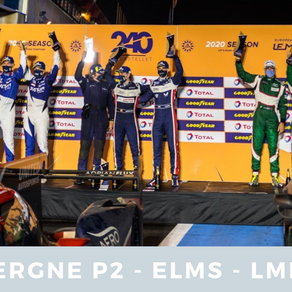 Jean-Eric VERGNE P2 - ELMS - LMP2