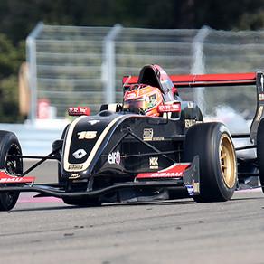 Esteban Ocon 3e de l'Eurocup Formule Renault