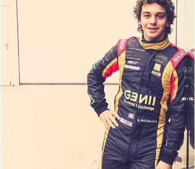 Dorian Boccolacci rejoint Tech 1 en Formule Renault