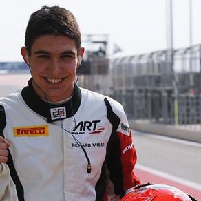 Esteban Ocon remporte le Championnat de GP3 séries.