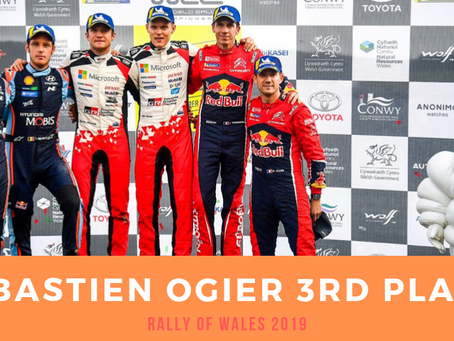Sébastien Ogier, always in fight for a 7th world Champion title