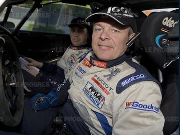 Lionel Baud Rally