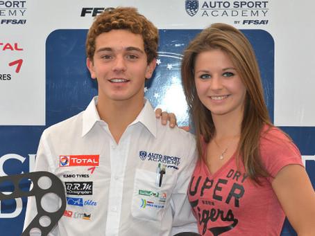 Dorian Boccolacci Vice champion de France F4
