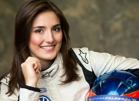 Our pilot Tatiana Calderon has joined Sauber as a development driver for 2017
