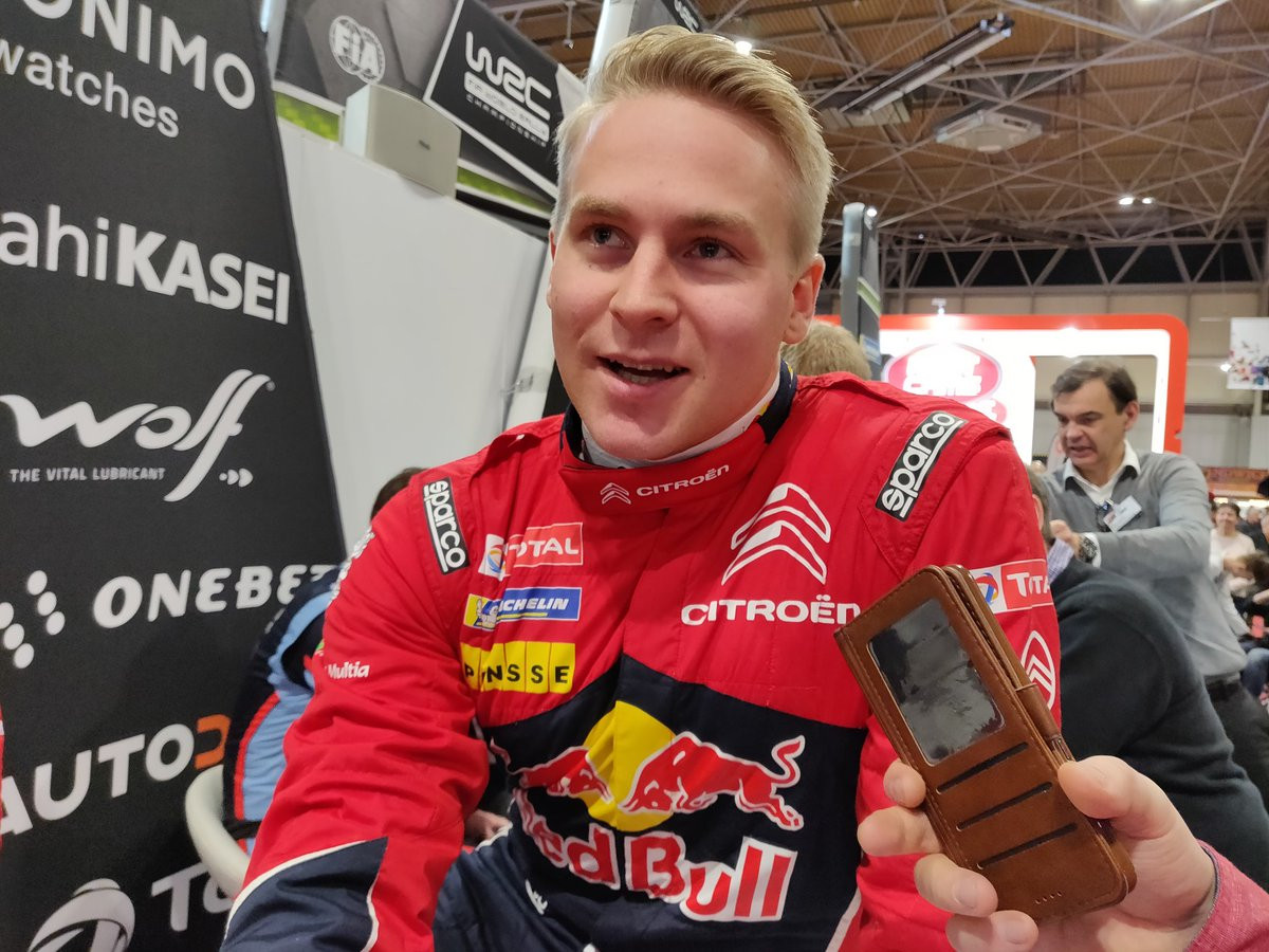E. Lappi WRC