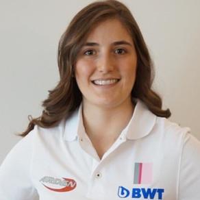 Tatiana Calderon Completes BWT Arden FIA Formula 2 Championship Line-Up