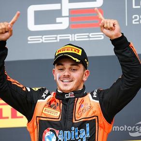 Notre pilote Dorian Boccolacci débarque en Formule 2