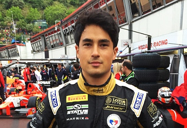 Marlon STOCKINGER - GP2
