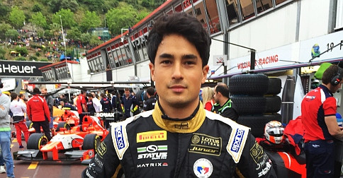 Marlon STOCKINGER - GP2