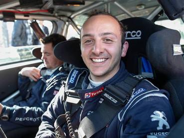 Laurent Pellier - Rally