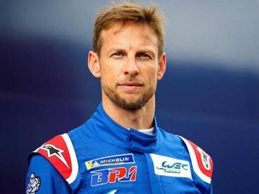 Jenson Button - WEC