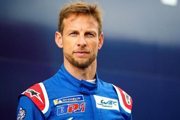 Jenson Button - WEC