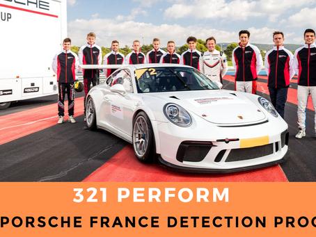 Porsche France 2018/2019 detection program