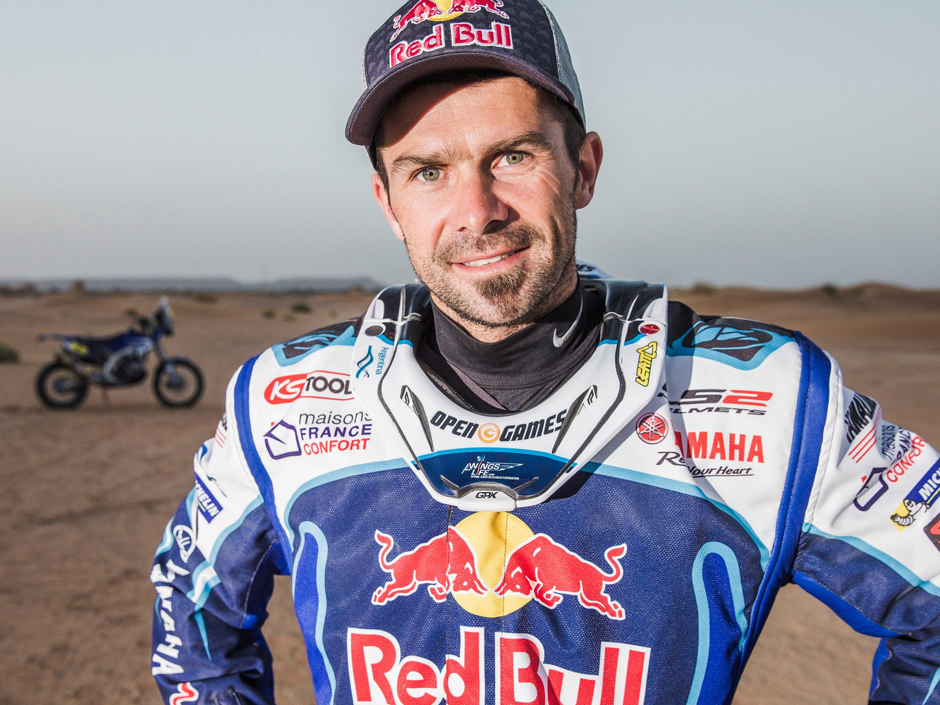 Cyril DESPRES - Rally Raid