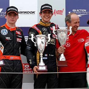 Esteban Ocon remporte le Championnat d'Europe de Formule 3 !