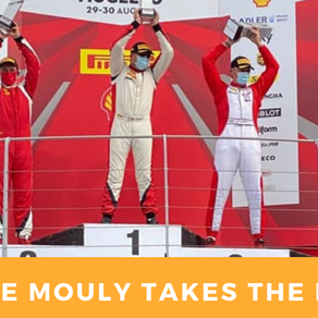 Hervé Mouly Takes the Lead : Ferrari Challenge