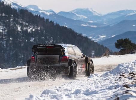 Passe de trois pour notre pilote Sébastien Ogier en WRC à Monte-Carlo