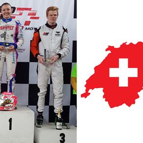 Karting : Léna Buhler's victory