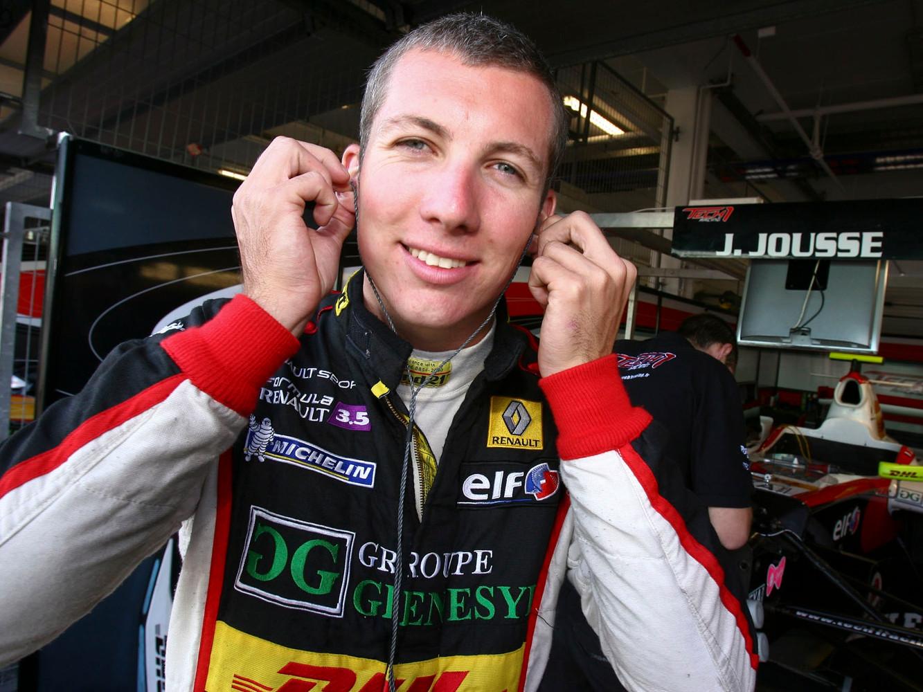 Julien Jousse - Formula 3.5