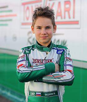 Nikita Bedrin - Karting