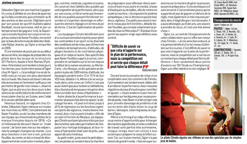 article-journal-lequipe-qebastien-ogier-321-perform-entrainement-rallye-sardaigne