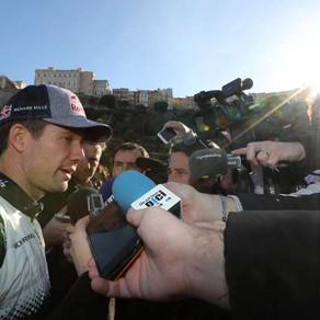 Notre pilote Sébastien Ogier débute sa saison par un record en WRC