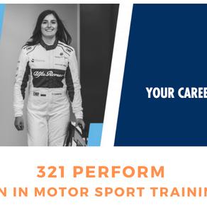 321 Perform : Training Center of FIA Women in Motor Sport