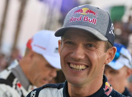 Un 5e titre de champion du Monde de WRC pour notre pilote Sébastien Ogier