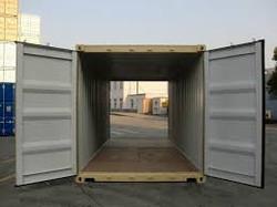 Easy Access! Double doors!