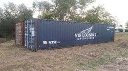40ft shipping containers $3,950 +GST