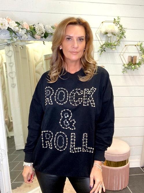ROCK & ROLL SWEATSHIRT