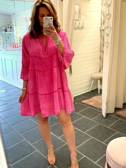 Pink Ava Dress