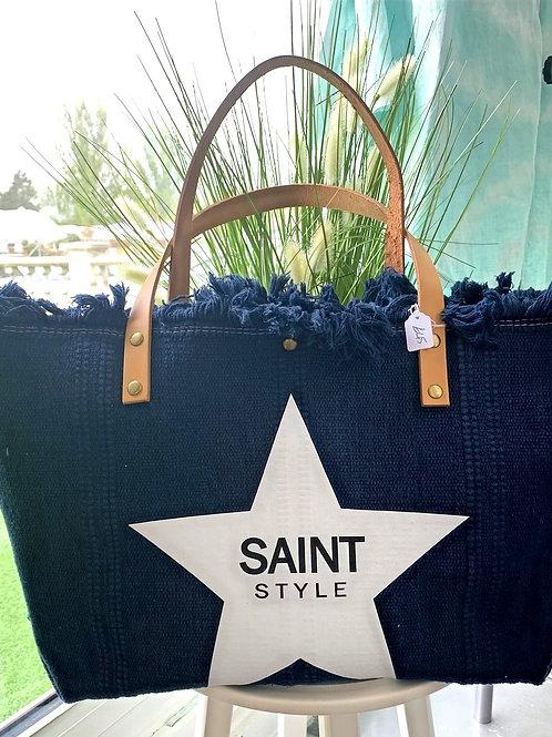 Navy saint style Bag