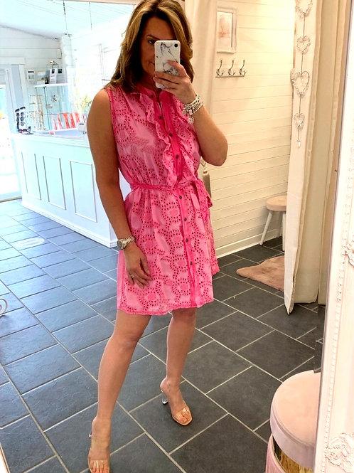 Pink May Dress