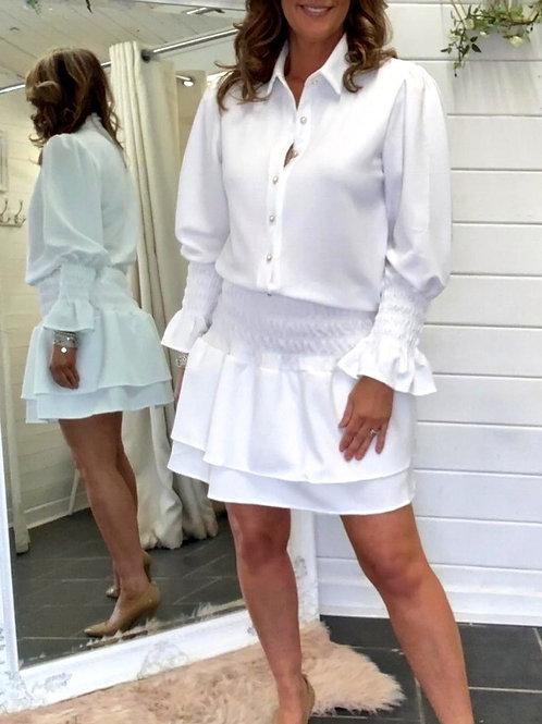 White fifi shirt
