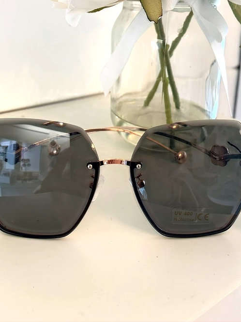 CC Glasses with dark tint
