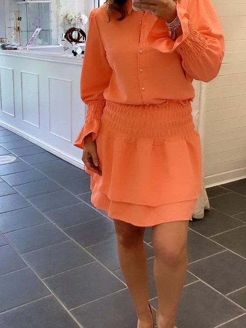 coral fifi skirt