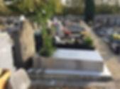 Monuments funéraires études et réalisations
