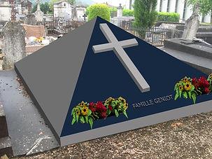 Rénovation et habillage de tombes sur mesure