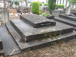 Rénovation tombeau de famille