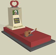Tombes et monuments funéraires sur mesure