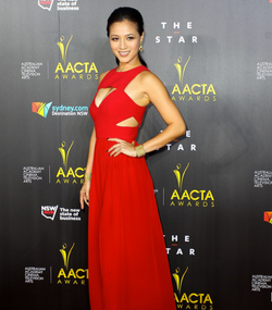 2014ACCTAAwards-GraceHuang
