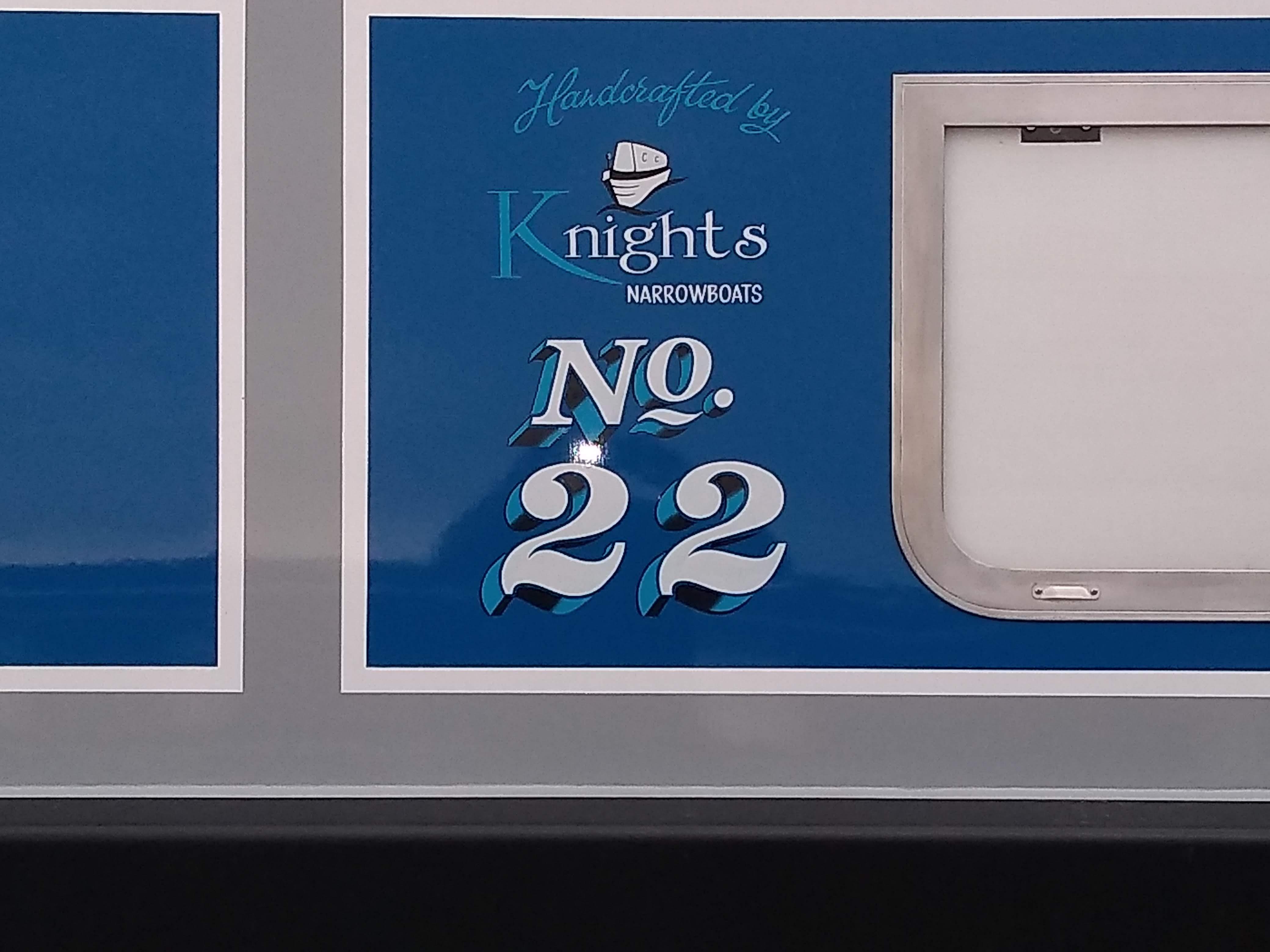 No.22 | Knights Narrowboats