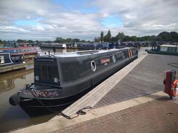 Narrowboat No.21 Hideaway