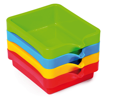 Krāsu trauciņi ar snīpīti 4 gb. AP2095