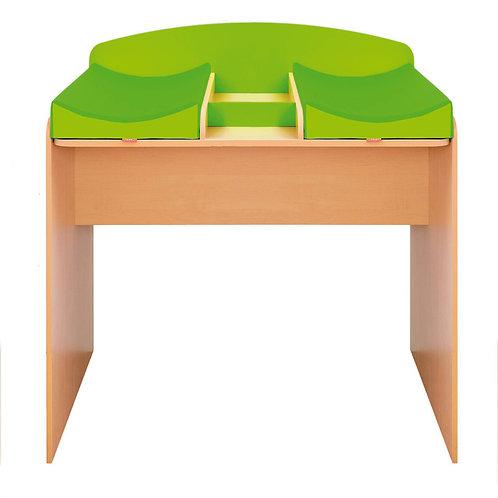 Dubults pārtinamais galds zīdaiņiem NS2128